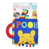 Winnie the Pooh - Hello Little Friends Soft Book