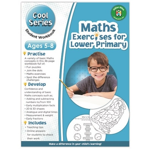 Gillian Miles - Cool Maths Exercises Lower Primary
