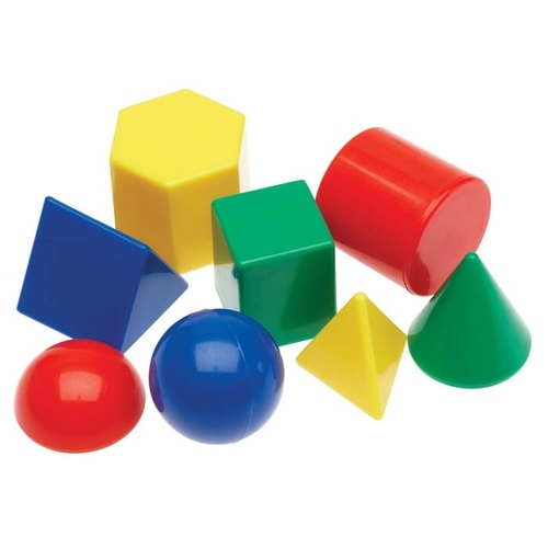 EDX - Mini Geometric Solids (set of 40)