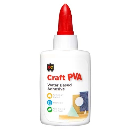 EC - Art & Craft PVA Glue 50ml