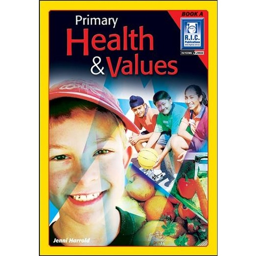 Primary Health and Values - Book A
