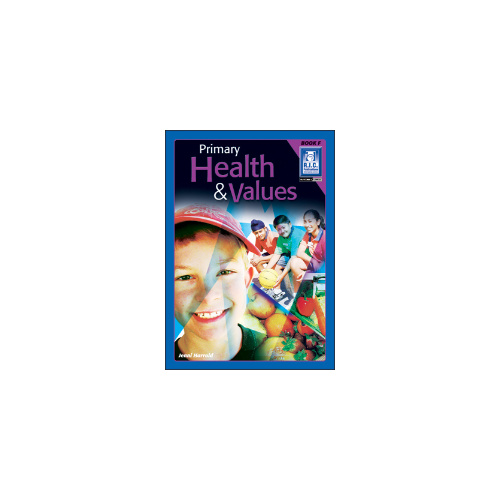 Primary Health and Values - Book F