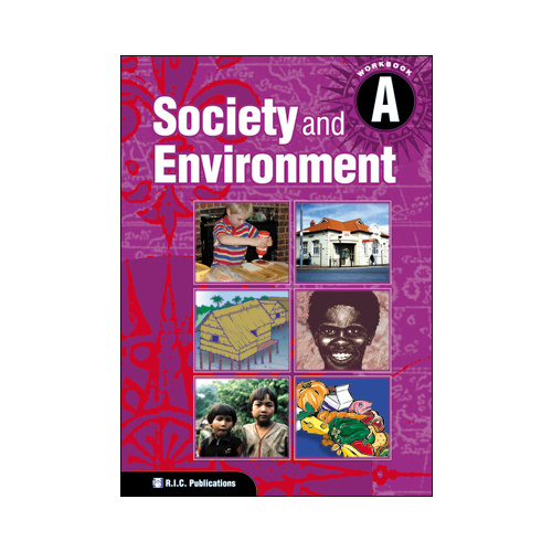 Society and Environment Book A