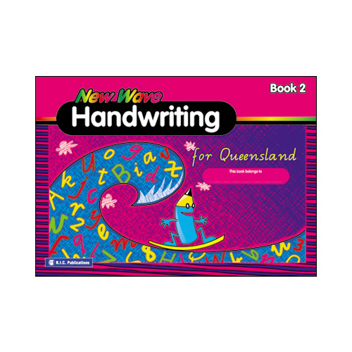 New Wave Handwriting for Qld - Book 2