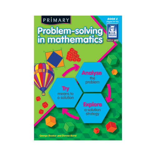 Problem-Solving in Mathematics Book E