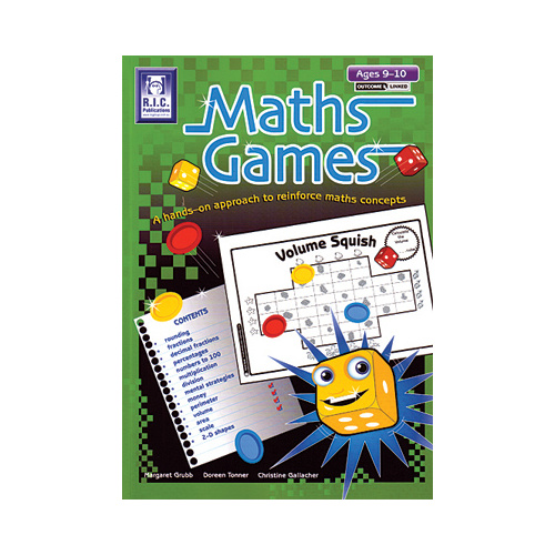 Maths Games Ages 9-10