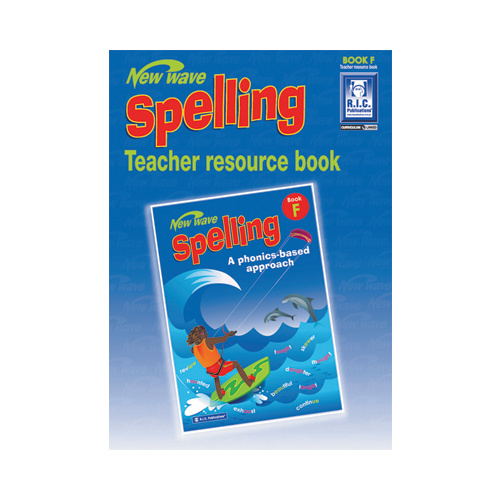 New Wave Spelling Teacher Resource Book F