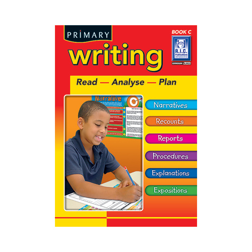 Primary Writing Book C