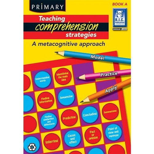 Teaching Comprehension Strategies Book A