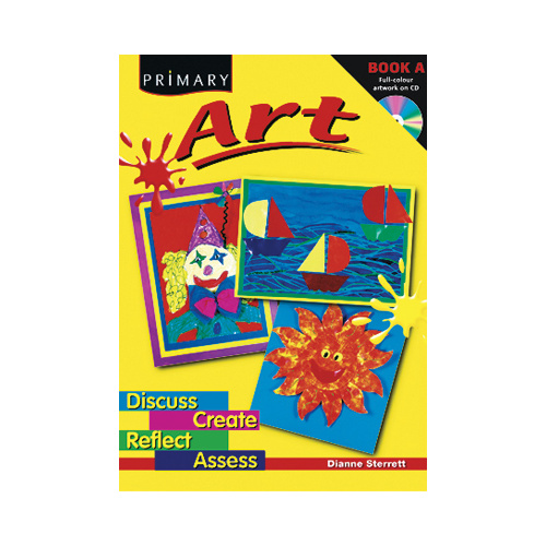 Primary Art Book A