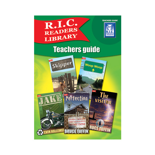 R.I.C. Readers Library Teachers Guide