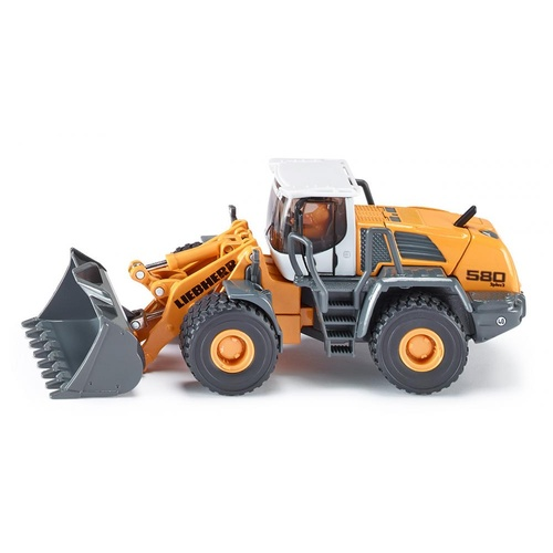 Siku - Loader Liebherr R580 2plus2 - 1:50 Scale