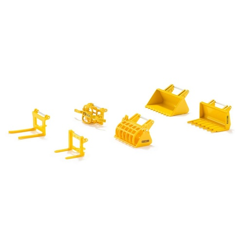 Siku - Accessories Set for Front Loader - 1:32 Scale